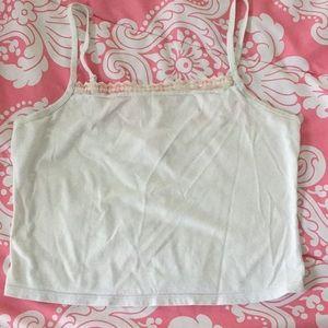 Victoria's Secret cropped camisole